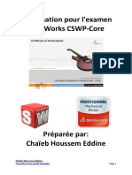 Formation CSWP Core