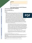 Determinants of Pain Treatment Response and Non-Response