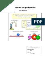 Sistemas y Diseño de Polipastos