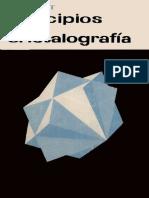 Principios de Cristalografía - E. Flint