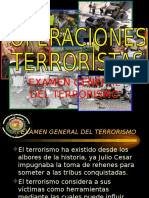 Operaciones Terroristas (2)
