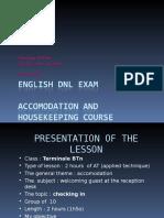 English Dnl Exam