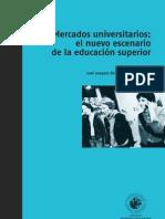 JJBrunner Mercados Universitarios