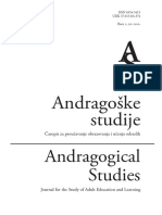 Andragoske Studije 2010-2