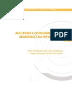 GSIC345 Auditoria Conformidade Seguranca Informacao