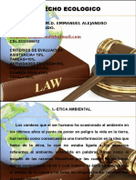 DERECHO ECOLOGICO.pptx