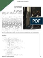 Historiografía - Wikipedia, La Enciclopedia Libre