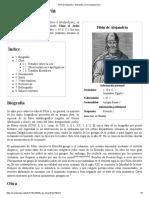Filón de Alejandría - Wikipedia, La Enciclopedia Libre