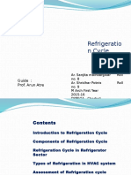 Refrigeration Cyclefinal