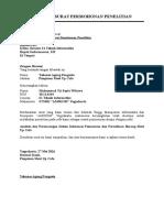 Surat Balasan Penelitian AMIKOM