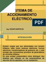 Clases de Accionamiento Electrico-Ing Santos m. Parte 1