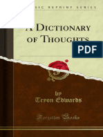 A Dictionary of Thoughts 1000063292