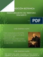 Unidad 3 La Expedición Botánica - Jorge Mario Muñoz Pineda