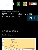 Ovarian Reserve in Laparoscopy