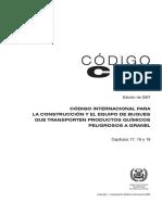 Codigo Ciq Quimiqueros 2007