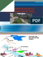 Clase Caracteristicas de Los Contamiantes en Los Rios