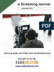 The Media Streaming Journal November 2015