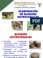 Bloques Nutricionales LAM