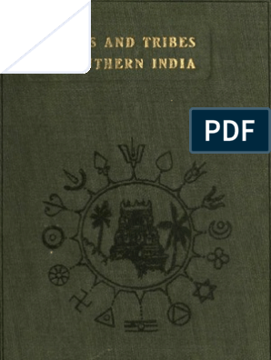 Castes and Tribes of Southern India Vol 2   Leather