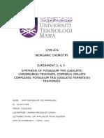 CHM 474 exp 3 4 5.docx