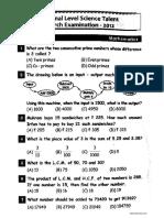 NSTSE-Class-5-Solved-Paper-2012 - Copy.pdf