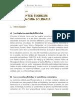Montoya. Manual de Economía Solidaria. Capítulo 2