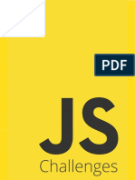 Javascript Challenges Book