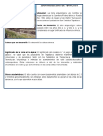 Sitios Arqueologicos de Puebla Tepatlaxco