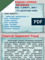 Kecurangan Laporan Keuangan Ppt