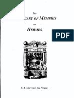The Sanctuary of Memphis - E.J. Marconis
