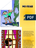 Tidak Takut - No Fear