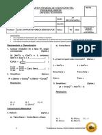 Examen Mensual de Geometría (III Bimestre) 4