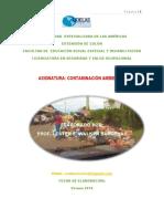 Modulo de Contaminación  Por Lester Enrique Walker