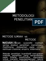 3 Metode Ilmiah vs Naturalis