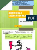 Diapositva - Educación en Valores II