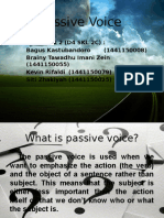 Passive Voice FIXXX