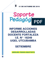 Informe Pedagogico Setiembre-paisig