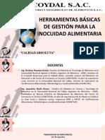 Herramientas Básicas de Gestión Para La Inocuidad Alimentaria (1)