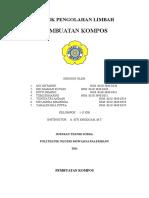 99107972 Laporan Praktikum Pembuatan Kompos