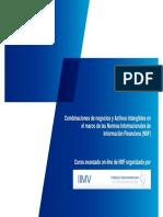 KPMG Presentación Combinaciones de Negocios y Activos Intangibles 2015