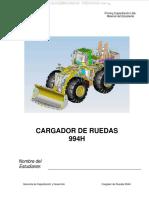 Manual Cargador 994h Caterpillar Cabina Monitoreo Motor Tren Fuerza Sistemas Hidraulicos Implementos Direccion Frenos