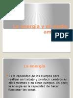 La Energía y El Medio Ambiente
