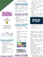 Leaflet Gangguan Pola Tidur