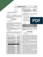 D.S. N° 050-2010-MTC- A PARTIR DEL 2011 ERROR DE ASIENTOS