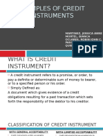 Examples of Credit Instruments.pptx