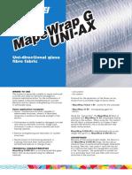 1030 Mapewrap g Uni-Ax Sg