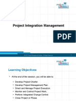 2 Project Integration Management