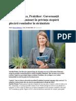 Isabelle Pleska, Praktiker Interviu