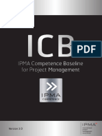 IPMA PM Assessment Competence Baseline