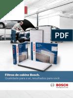 Catalogo Filtros Cabine 2015
